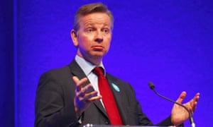 Michael Gove: 'The rules of the game have changed'