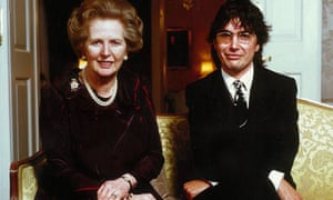 Tom Hibbert and Margaret Thatcher
