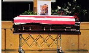 Funeral of Navy SEAL killed in Afghanistan