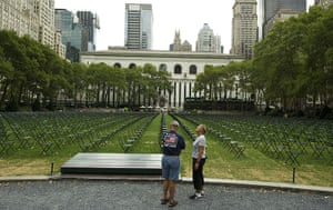Day before September 11th: America on day before the 10th anniversary of 9/11