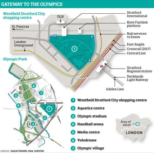 Map Of Westfield Stratford Stratford's Westfield shopping mall chiefs pin hopes on euro