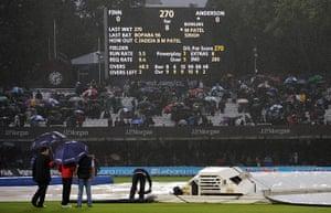cricket: England v India
