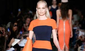 Victoria Beckham - Presentation - Spring 2012 Mercedes-Benz Fashion Week