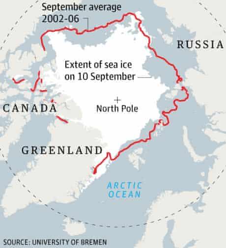 Artic sea ice 1