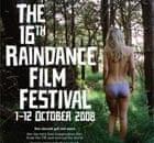 Xavier Rashid's poster for the 2008 Raindance film festival