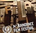 Dominic Thackray's poster for the 2006 Raindance film festival