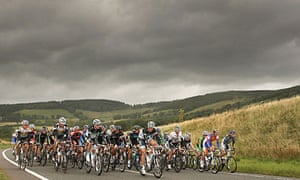 Stage One of the 2011 Tour of Britain, between Peebles and Dumfries