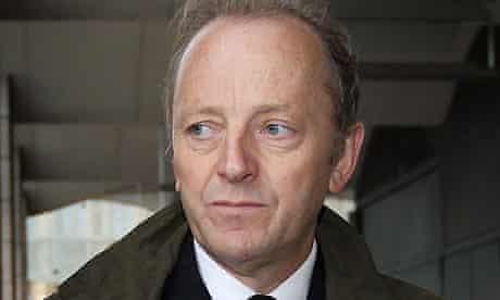 Sir Hugh Orde in Westminster