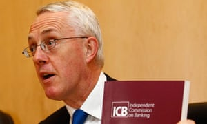 John Vickers Independent Commission on Banking