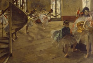 Degas at Royal Academy: Degas and the Ballet: Picturing Movement at Royal Academy