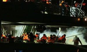 Israeli attack on Mavi Marmara