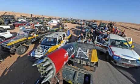 Libya unrest Sirte