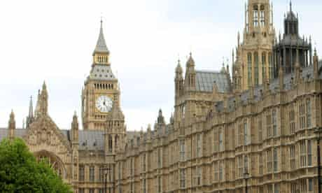 Houses of parliament boundary change