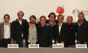 G9 chefs