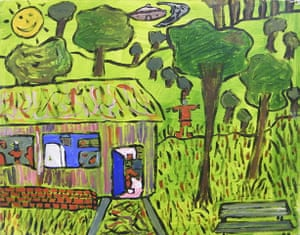CoolTan: Graeme Newton - The Green Cabin