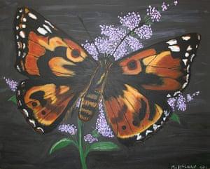 CoolTan: Marjorie McLean - Painted Lady