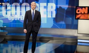 Anderson Cooper | Media | The Guardian