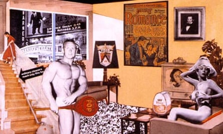Richard Hamilton's Just What Is It That Makes Today's Homes So Different, So Appealing?
