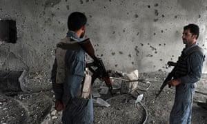 Taliban attacks in Kabul September 2011