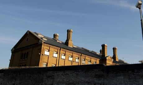 The report said a prisoner influx had resulted in an incident at Brixton prison