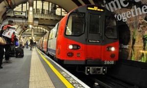 London transport fare increase