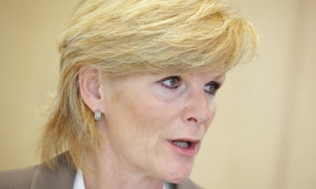 Mary Curnock Cook, the Ucas chief executive