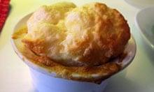 Ballymaloe recipe cheese souffle