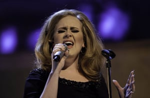 Guinness world records: Adele takes the record for the most consecutive weeks with the no 1 album
