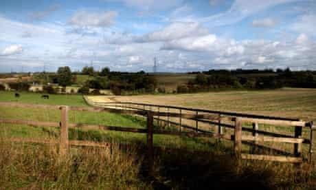 Greenbelt countryside