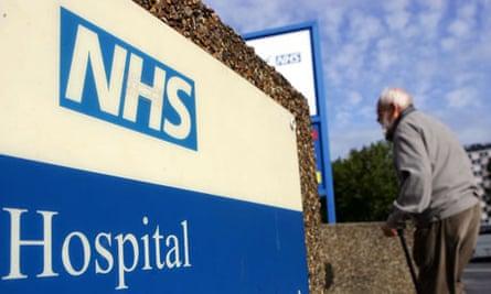 NHS hospitals may close