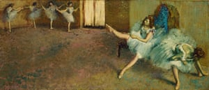Degas at Royal Academy: Degas and the Ballet - Picturing Movement at the Royal Academy