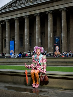 Grayson Perry: Greyson Perry as Claire by Pal Hansen
