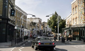 Let's move to Peckham, south London