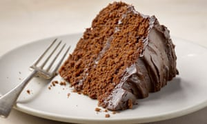 Dan Lepard's sour cream chocolate cake recipe