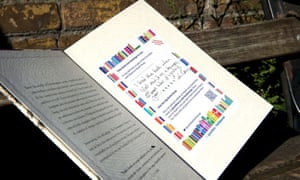 Guardian and Observer Book Swap: Gormenghast