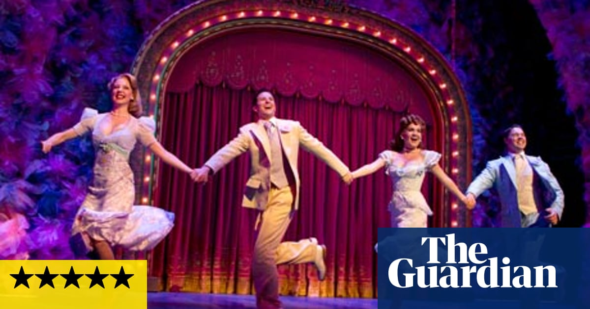 Follies – review   Stage   The Guardian