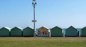 Weekend Readers' pictures: Brighton beach huts by Thomas Staricoff