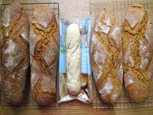 Weekend Readers' pictures: Bread By Tim Brown