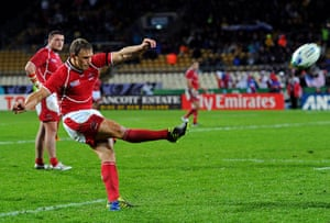 rugby2: Russia v USA - IRB RWC 2011 Match 12