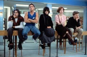 top ten: The Breakfast Club - 1985
