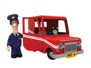 Postman Pat is 30: Pat and Jess classic