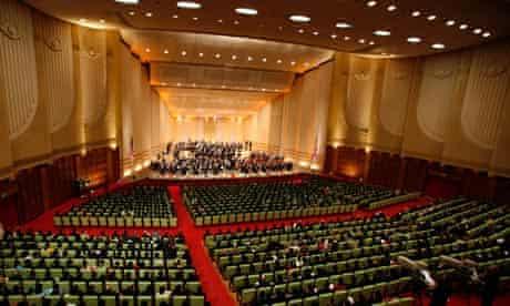 New York Philharmonic North Korean capital of Pyongyang
