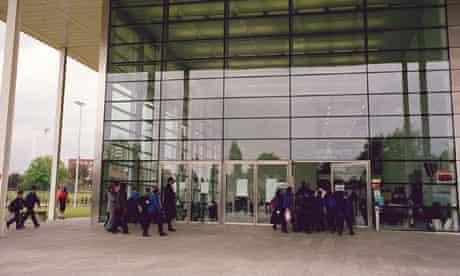 Capital City Academy, London.