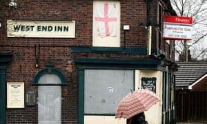 Shut down pub in Stoke-on-Trent