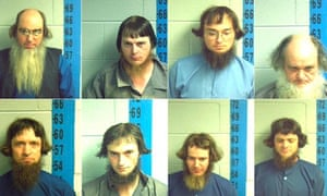 Amish jailed by Kentucky judge over warning triangle fine non-payment