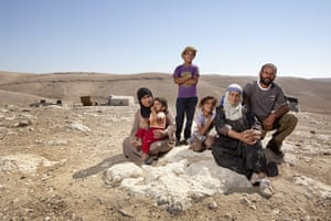 Levene West Bank: Yasser lives in Al Fakheet with his family