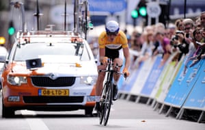 cycling: Tour of Britain