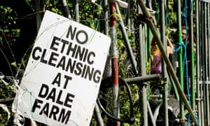 Dale Farm evictions