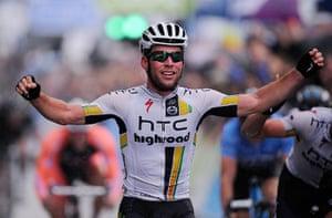 cycling tour: Tour of Britain