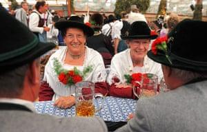 Oktoberfest in Munich: Oktoberfest in Munich